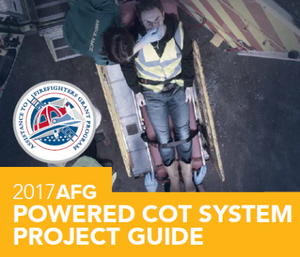 2017 AFG Powered Cot System Project Guide