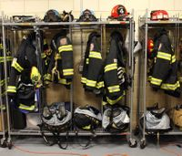 Fireground environment, not turnout gear, provides carcinogen exposure risk