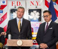 Mayor, fire commissioner announce $30M investment in FDNY EMS operations