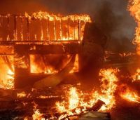 Death toll in Northern Calif. wildfire rises to 23