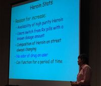 Forensic chemist discusses current trends in opioid abuse