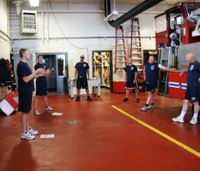 Fire captain's weight loss journey inspires firefighter wellness program