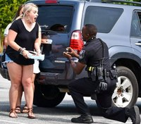 Ga. LEOfakes traffic stop to pop the question