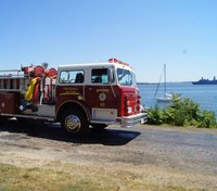 RI island residents call for more volunteer fire department funding