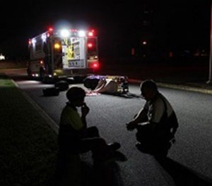 If an emergency responder had previous trauma, a post-traumatic response could reappear. (Photo/Pixabay)