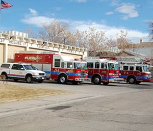 An architectural firm is recommending the Pueblo Fire Department build new facilities at three stations that are in poor shape. (Photo/PFD)