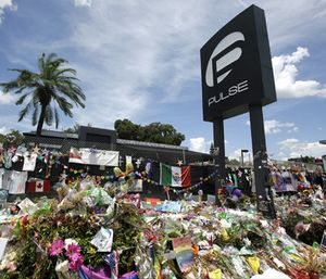 Orange County agreed to fund a mental-health training program intended to help first responders and others struggling to shake free of the horrors they saw at the Pulse nightclub massacre. (Photo/AP)