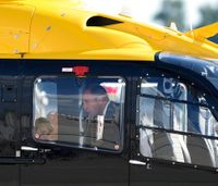 Prince William reflects on his final shift as air ambulance pilot