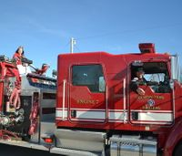 Okla. tribal fire dept. becomes first to join state firefighters association
