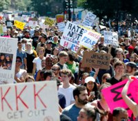 Massive counterprotest upstages Boston 'free speech rally'