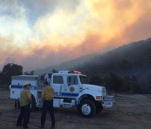 Kern County issued a report in an effort to address a $9.1 million budget gap that details changes needed in the Kern County Fire Department. (Photo/Kern County Fire Department)