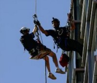 Rope rescue: 6 steps to rescuing victims at mid-height