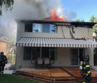 Quiz: Test your knowledge of residential structure fire tactics