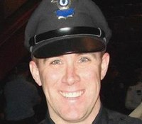 Cop almost killed in Boston Marathon shootout returns to job