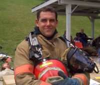 Colleagues mourn sudden death of Md. firefighter