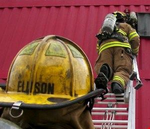RIT training needs to begin with the newest fire recruit. (Photo/City of Prattville, Ala.)