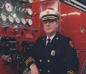 During his more than 30 years at the Ashland Fire Department, Raymond Miller trained over 3,700 people to become firefighters and EMS providers. (Photo/AFD)