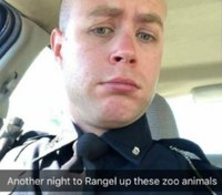 Detroit cop who posted about policing 'zoo animals' fired