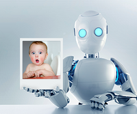 EOD robot despondent after being forced to look at officer's baby pictures