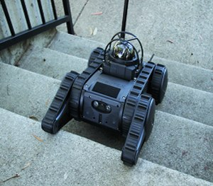 Robots of all types have proven to be indispensable to SWAT teams. (Image RoboteX)