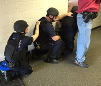 Training for a firefighter mission shift: Mass casualty incidents