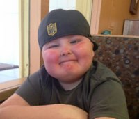 Wis. boy, 10, with cancer becomes honorary firefighter