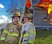Wash. firefighter's overdose death raises questions about hiring
