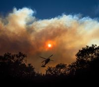 Calif. LEOs lose homes while responding to wildfire