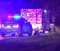 Man leads police on bizarre, profanity-laced chase in stolen ambulance