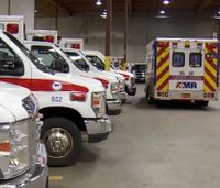 AMR officials evaluate safety of EMS providers after stabbing