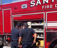 Calif. city to disband 114-year-old fire department