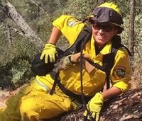 Cal Fire firefighter remembered as 'mama bear'