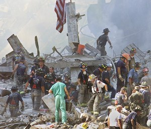 The House passed the bipartisan bill allowing families of Sept. 11 victims to sue the government of Saudi Arabia. Fifteen of the 19 hijackers were Saudi nationals. (AP Photo/Beth A. Keiser)
