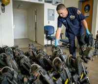 How well do you know your SCBA?