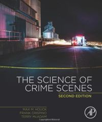 Book Excerpt: The Science of Crime Scenes