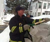 Mass. firefighter dies from heart attack while on vacation