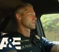 "Live PD's Sean ""Sticks"" Larkin (Photo via YouTube)"