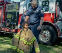 Fort Bragg firefighters recognized for installing child seats