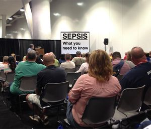 There are many great sepsis education resources available to EMS educators. (Courtesy photo)