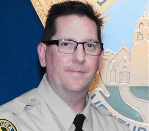 Pictured is Sgt. Ron Helus. (Photo/ODMP)