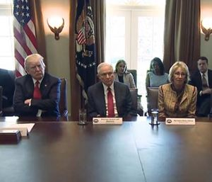 Submit written comments to the commission about the important role of EMS and the need for recommendations to support EMS. (Photo/WhiteHouse.gov)