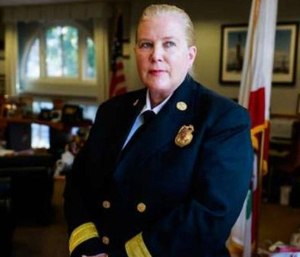 San Francisco Fire Chief Joanne Hayes-White announced her retirement with her ideal date being May 5, 2019. (Photo/SFFD)