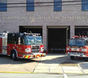 Sharpsburg VFD members serve about 3,500 residents in the borough, along with providing mutual aid to neighboring communities. (Photo/ Sharpsburg Volunteer Fire Department)