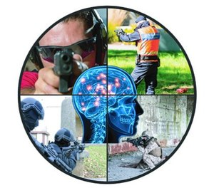 """Restructuring training programs to deliver information the same way the human brain learns will bring about better retention and better outcomes, says Dustin Salomon, a certified law enforcement firearms instructor and author of """"Building Shooters."""" (courtesy image)"""