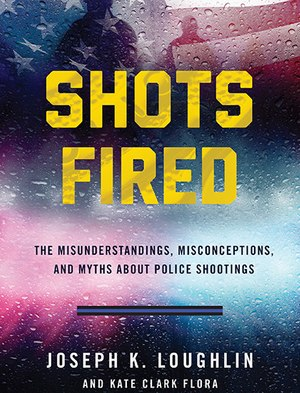 """New book """"Shots Fired"""" details deadly force incidents through the eyes of the police officers involved. (Image/Joseph K. Loughlin)"""