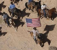 Extreme right-wing groups surge in wake of Nev. ranch battle