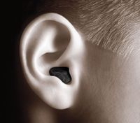 Field testing the Etymotic GSP-15 electronic earplugs