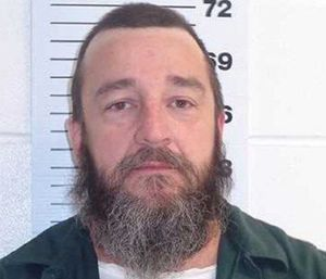 Authorities arrested Michael Simpson on Tuesday and booked him in at the Humphreys County Jail where he remained on $75,000 bond.