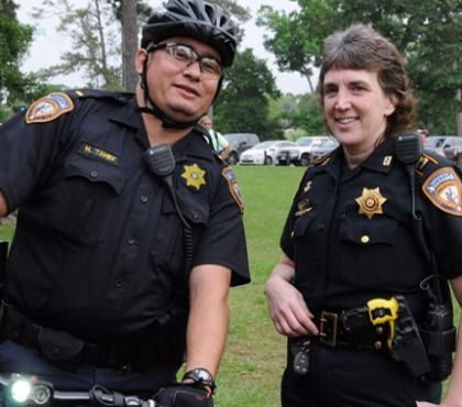 What are the perks of being a police officer