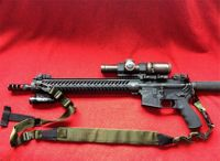 Sly Tactical offers a better way to sling a rifle